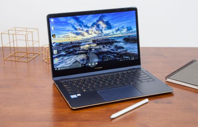 Asus ZenBook Flip S Review: Design Audio Touchpad Battery