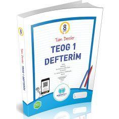 Sözün Özü 8.Sınıf Tüm Dersler TEOG-1 Defterim (2017)
