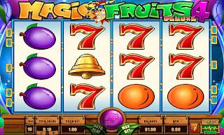 Fruit Slots Magic Fruits 4 Deluxe