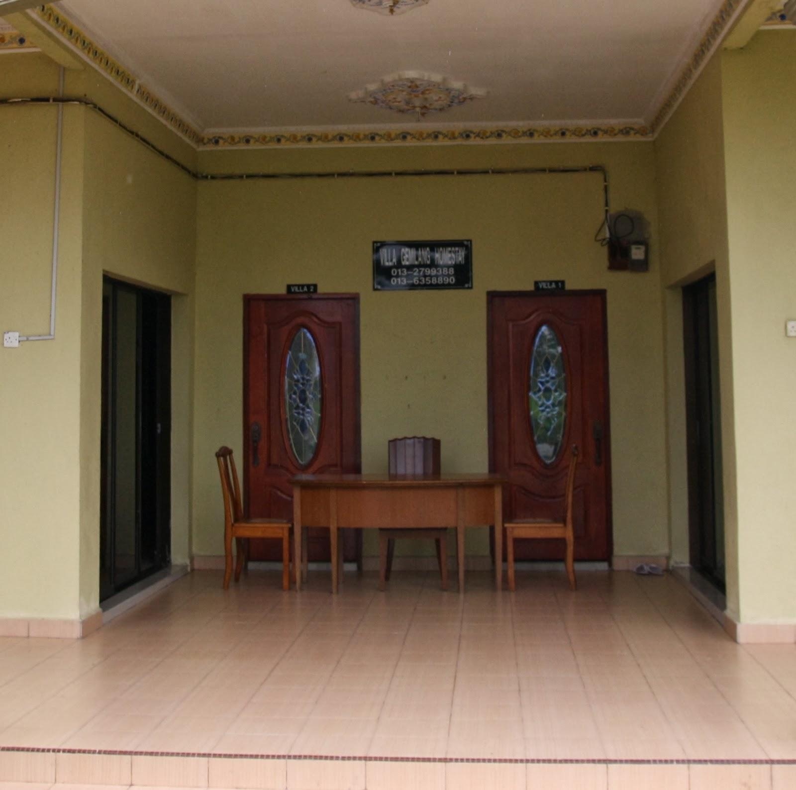 Villa Gemilang Homestay / Chalet D'Sawah Padi