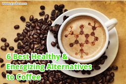 6 Best Healthy & Energizing Alternatives to Coffee