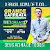 Apoiadores de Bolsonaro promoverão novo adesivaço e carreata em Santana dos Garrotes neste sábado, 27