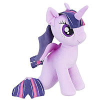 My Little Pony the Movie Twilight Sparkle Cuddly Seapony Plush