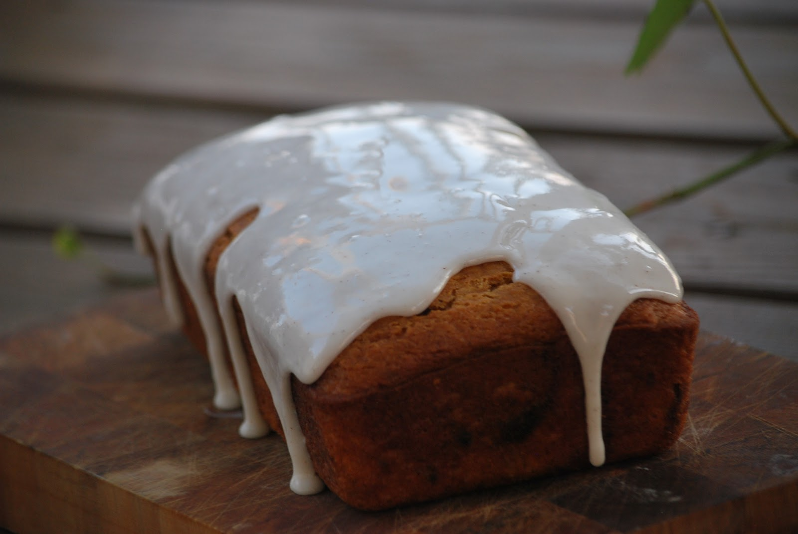 Pound Cake Recipe Low Fat: My Story In Recipes: Low Fat Pumpkin Pound Cake