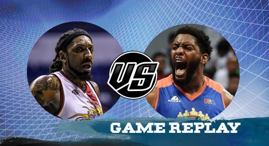 Video Playlist: SMB vs TNT game replay July 9, 2018 PBA Commissioner's Cup