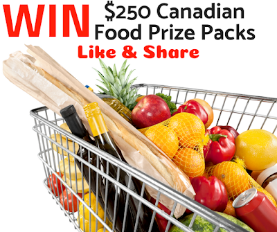 Enter to Win 1 of 10 Canadian Food Prize Packs