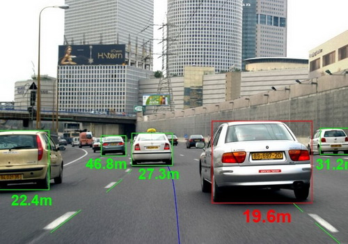 Tinuku Intel's Mobileye set 100 fleets for autonomous vehicle tests