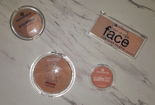 Essence Makeup Favorite Face Products
