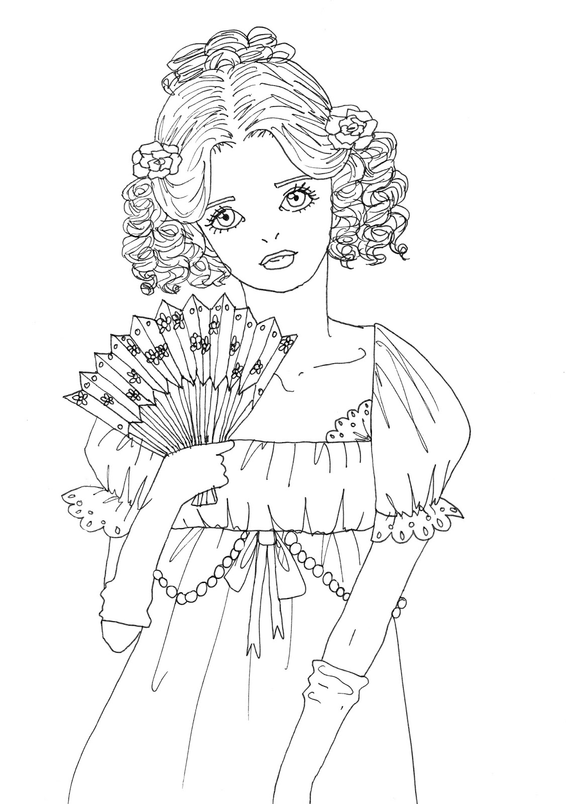 This Wonderful Colouring Book Has 100 Hand Drawn Fashion Illustrations That Will Surely Spark The Imagination Of Every Budding Fashionista Out There