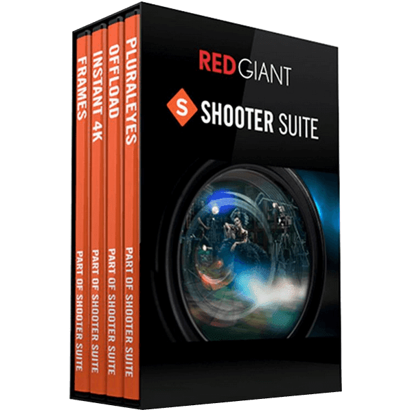 Red Giant Shooter Suite v13.1.10 Full version