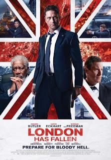 Sinopsis London Has Fallen