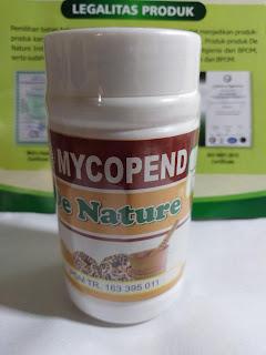 OBAT KAPSUL MYCOPEND DE NATURE