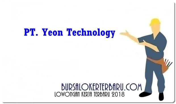 PT Yeon Technology