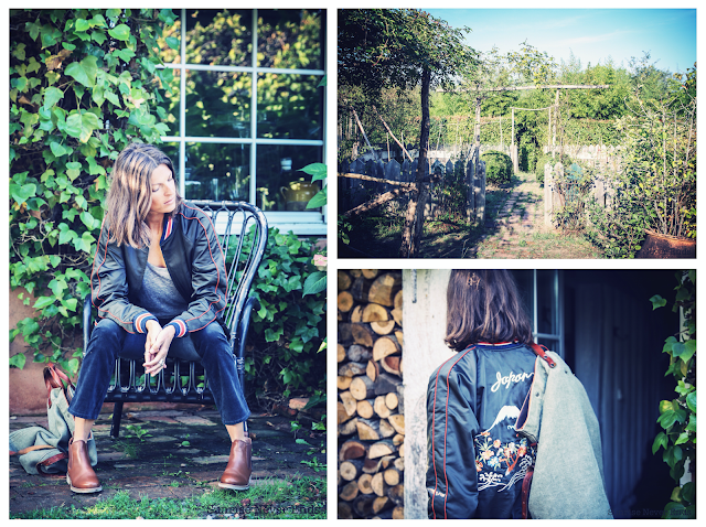 julie eye see,Bensimon,bombers,crop pant,velours,mode,arjuzanx