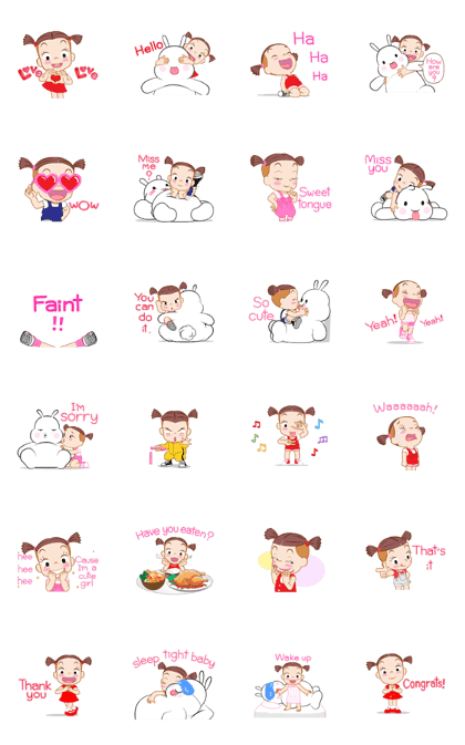 Jumbooka 4 ( Animated Stickers )