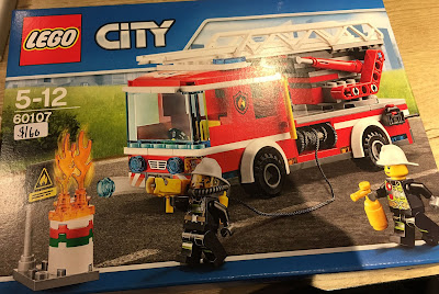 LEGO City 60107 for only HKD160