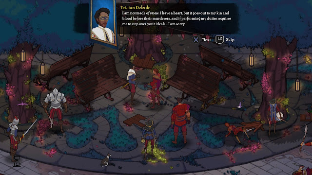Tactical RPG game review