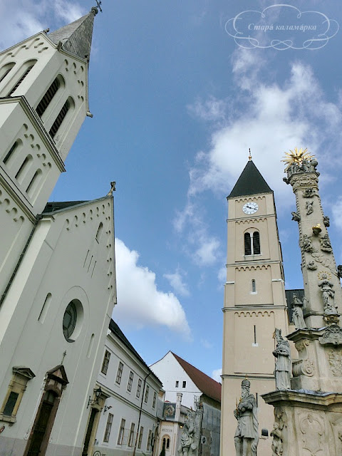 Веспрем, Венгрия, отзывы о Венгрии, путешествия по Венгрии, Балатон, куда съездить в Венгрии