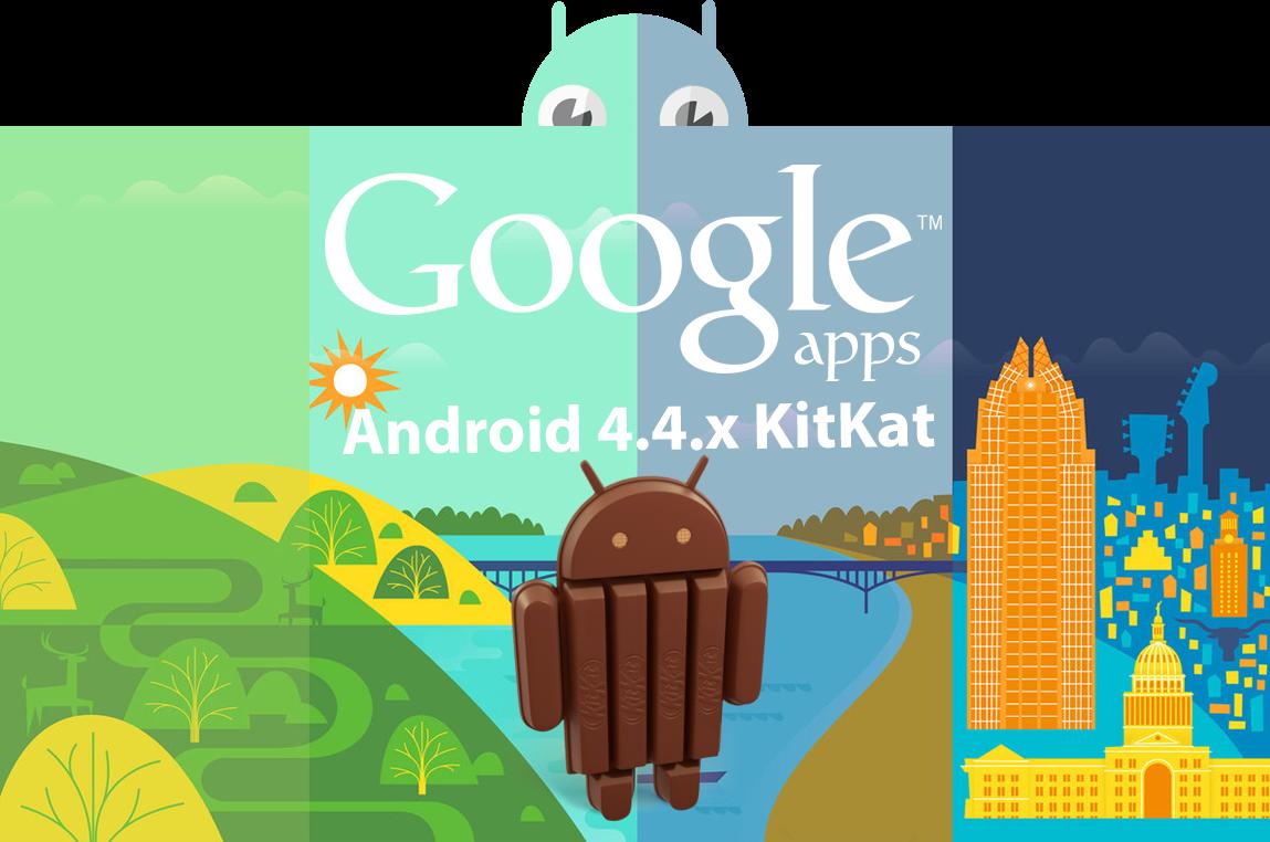 Download Android 4 4 x KitKat PA Gapps! [Stock/Full/Mini