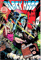Black Hood v1 #1 red circle comic book cover art by Alex Toth