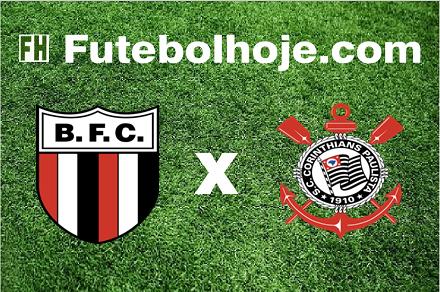 Assistir Botafogo-SP x Corinthians ao vivo grátis em HD 01/04/2017