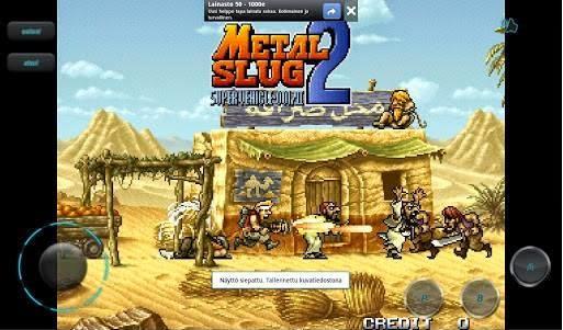 Download Metal Slug 2 Apk