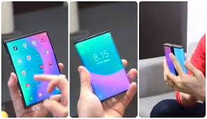 Xiomi foldable phone