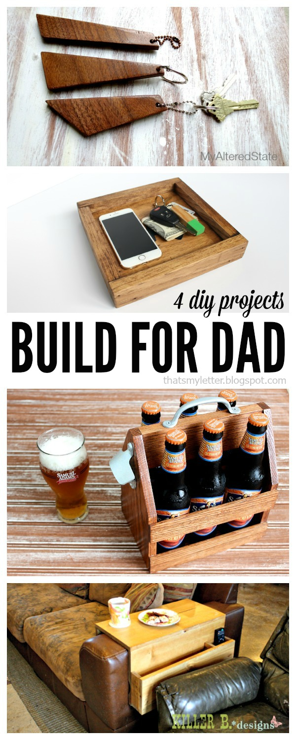 diy projects to build for dad