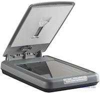 Scanner - Perangkat Input