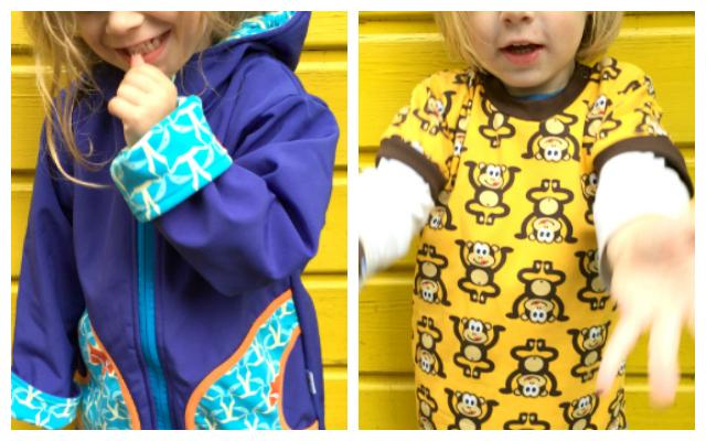 Der Zwuggel und der Wutz - Jacke und Shirt von babauba