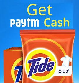 Paytm tide plus offer paytm.com/tideplus