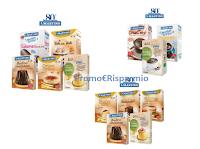Logo I Love S.Martino e Biosun : buoni sconto preparati per torte, dessert e cioccolata in tazza