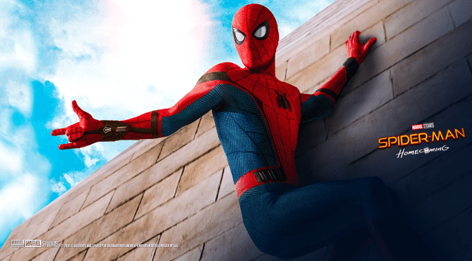 spider man homecoming 2017 kickass