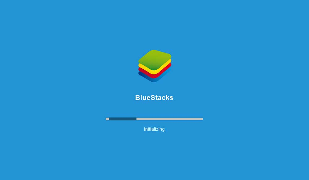BlueStacks Giriş Yaparken @ İşareti Yazma