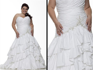 modelo de vestido branco para gordinha - dicas e fotos