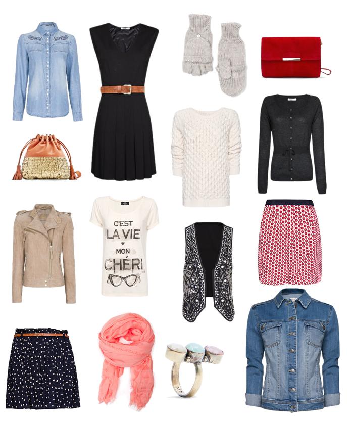 Vístete a la moda con prendas de otras temporadas a precios low-cost I