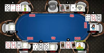 Agen BandarQ Judi Sakong Bandar Poker Online Terpercaya QBANDAR