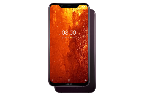 NOKIA 8.1 goes official with 6.18-inch Full-HD+ PureDisplay, Snapdragon 710 processor and Android 9 Pie