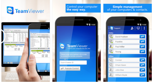 TeamViewer for Remote Control 11 0 4376 APK ANDROID DOWNLOAD