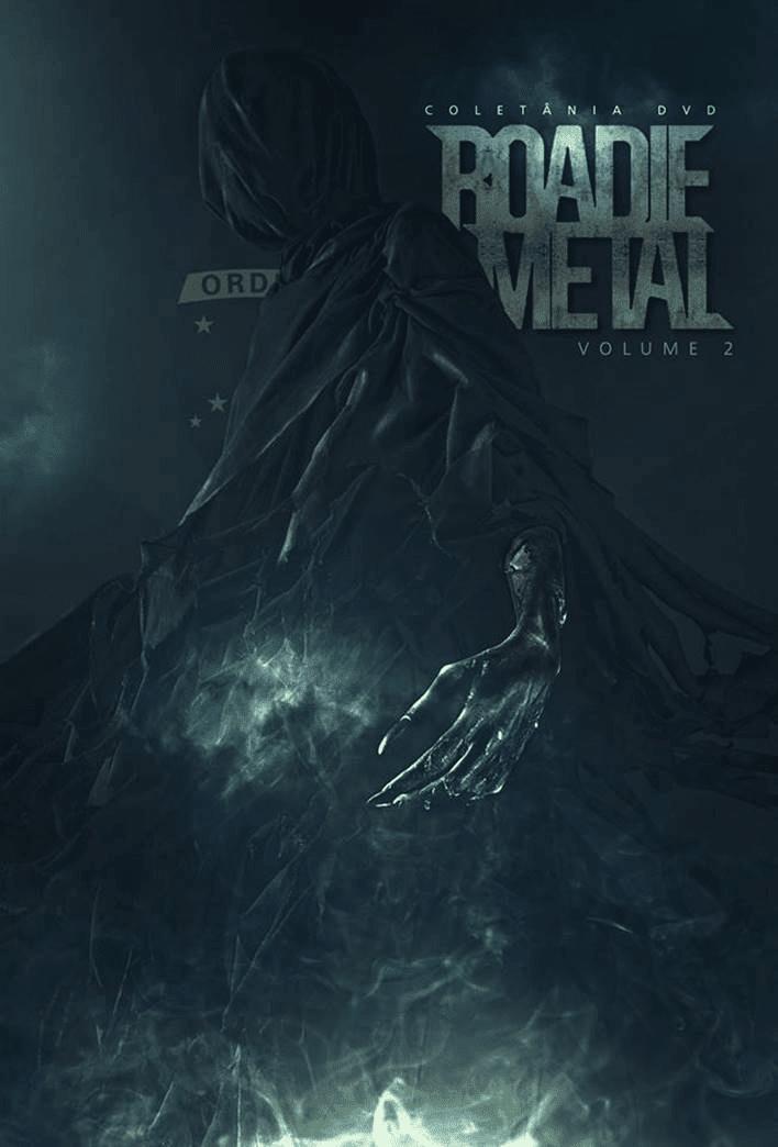 Resultado de imagem para Roadie Metal – Coletânea DVD – Vol. 2