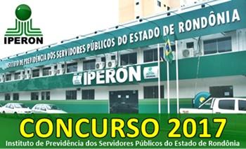 Concurso IPERON 2017