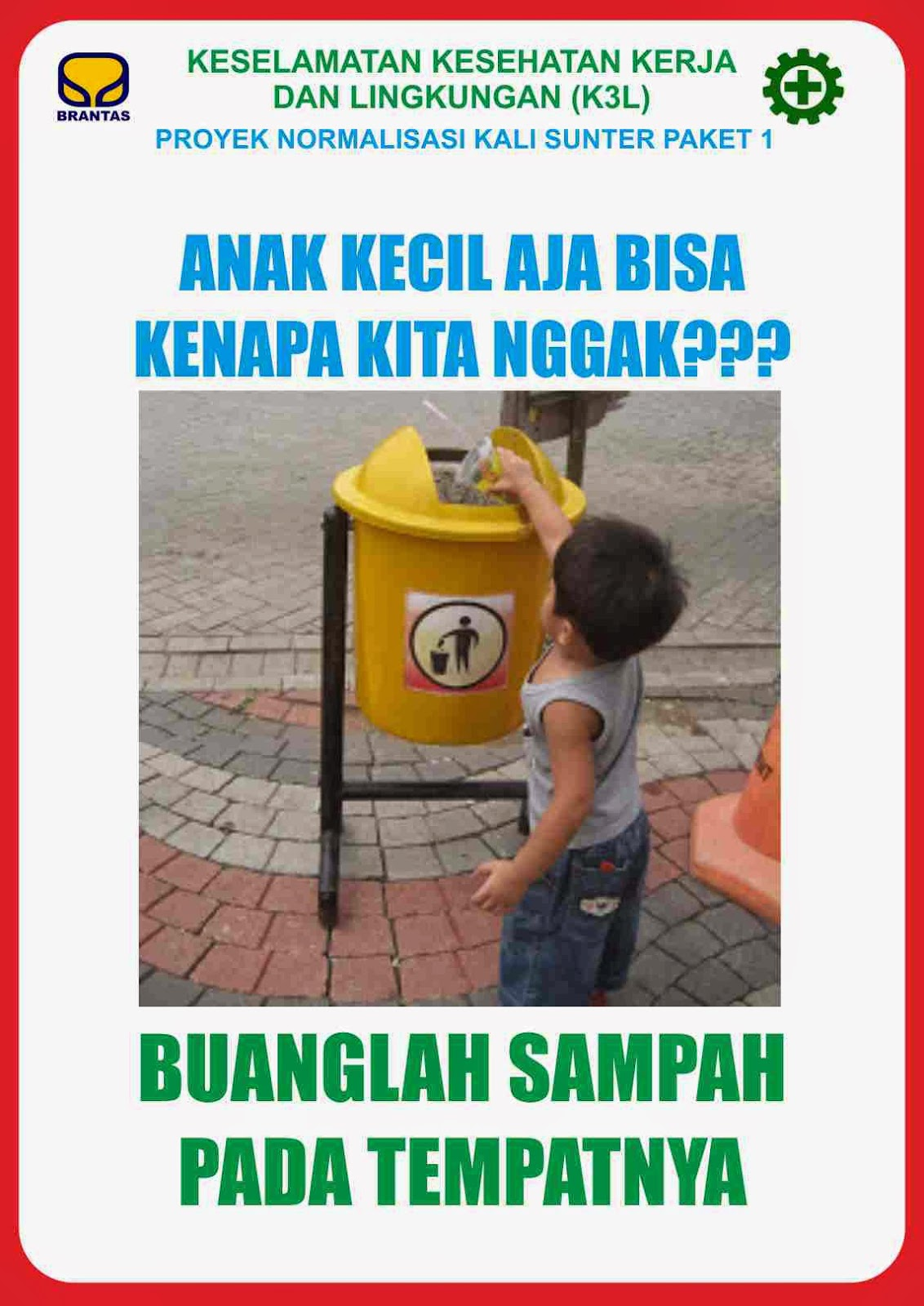 Pelanggaran Iklan Contoh Kampanye Tentang Membuang Sampah