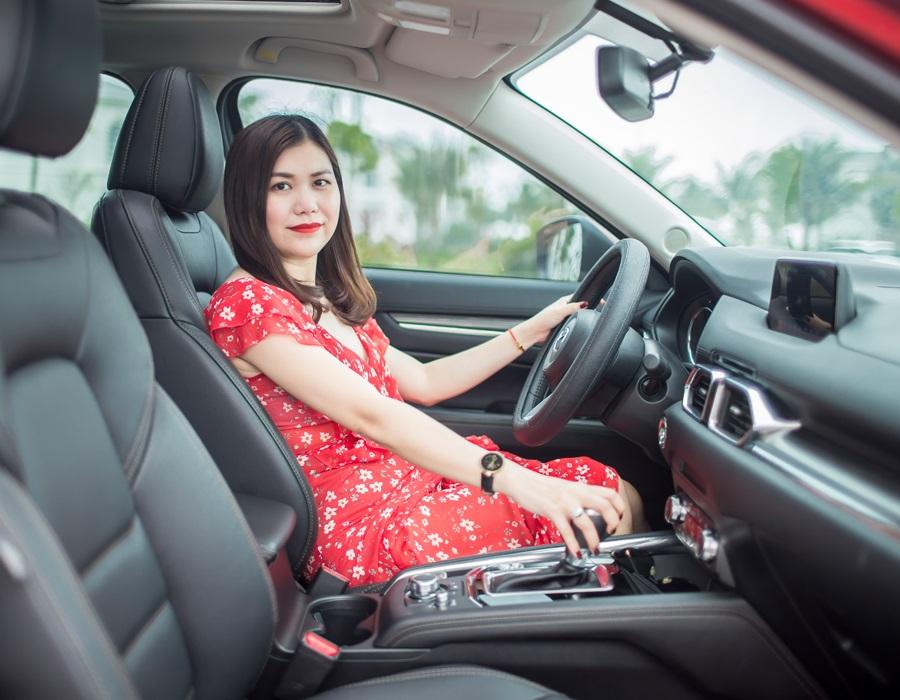 Chị Trang (32 tuổi, đến từ Hà Tĩnh)