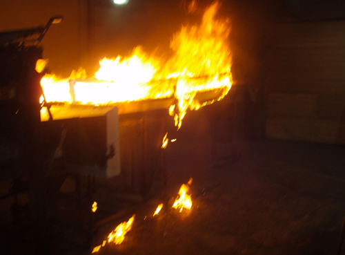 Installation Fire Property Damage Environmental Damage