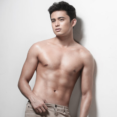 Topless James Reid