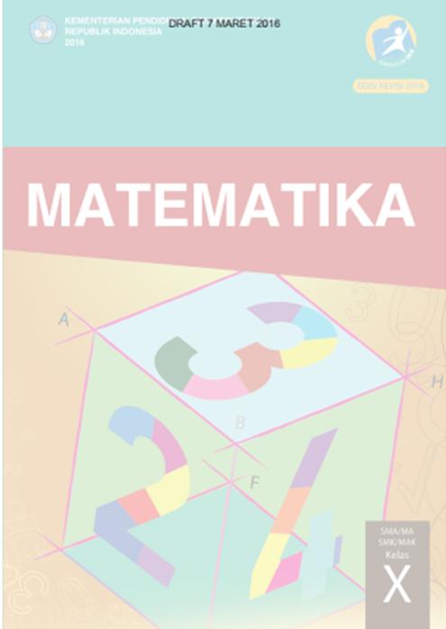 Blog Ilmu Matematika Buku Matematika Kelas 10 Revisi 2016 Oleh Yoyo Apriyanto Phone