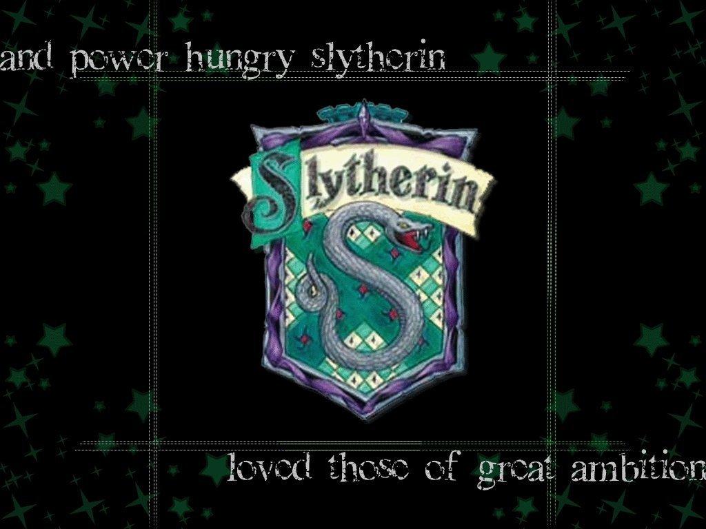 Slytherin Wallpaper Wallpapers For Desktop