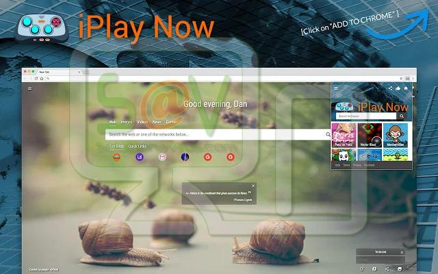 iPlay Now (Extensión)