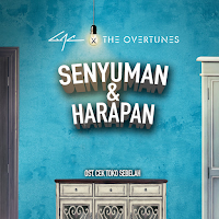 Lirik Lagu Gamaliel Audrey Cantika Senyuman dan Harapan (Feat The Overtunes)