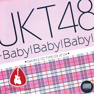 Lirik dan chord Baby Baby Baby - JKT48